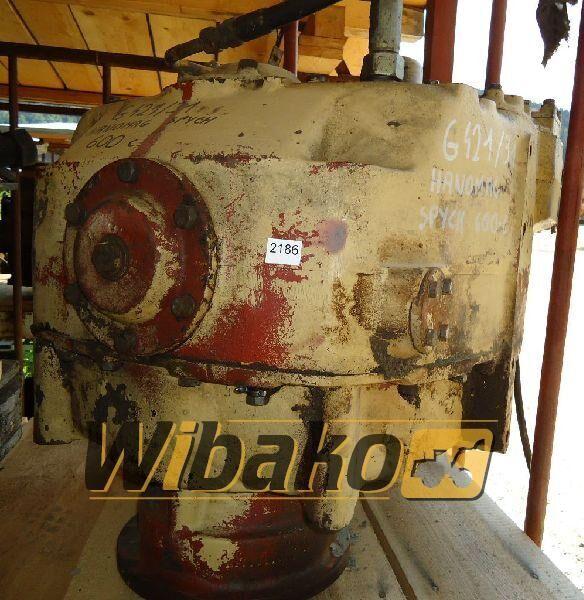 скоростна кутия Gearbox/Transmission Hanomag G421/31 за челен товарач G421/31