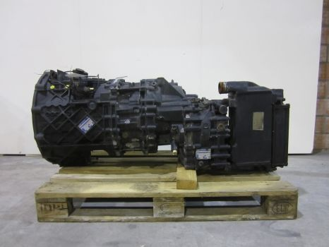 скоростна кутия MAN 12AS2131TD + IT за влекач MAN