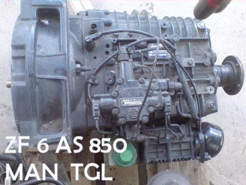 скоростна кутия за влекач MAN SKRZYNI ZF 6 AS 850 MAN TGL 5000 zl