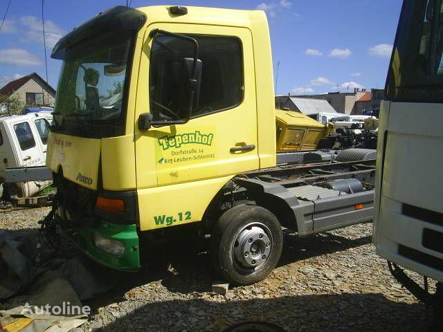 скоростна кутия  ZF G6-60 за камион MERCEDES-BENZ ATEGO 818