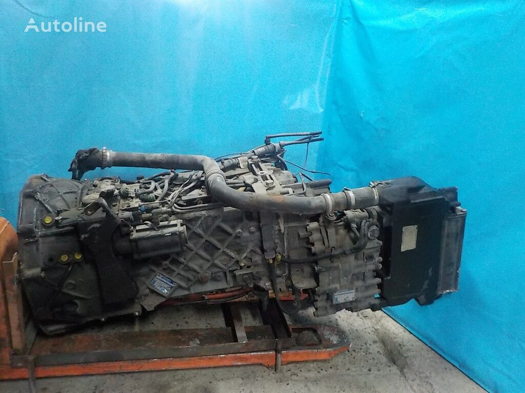 скоростна кутия  ZF 16S2221 С ретардой Renault Vostok 3 за камион RENAULT