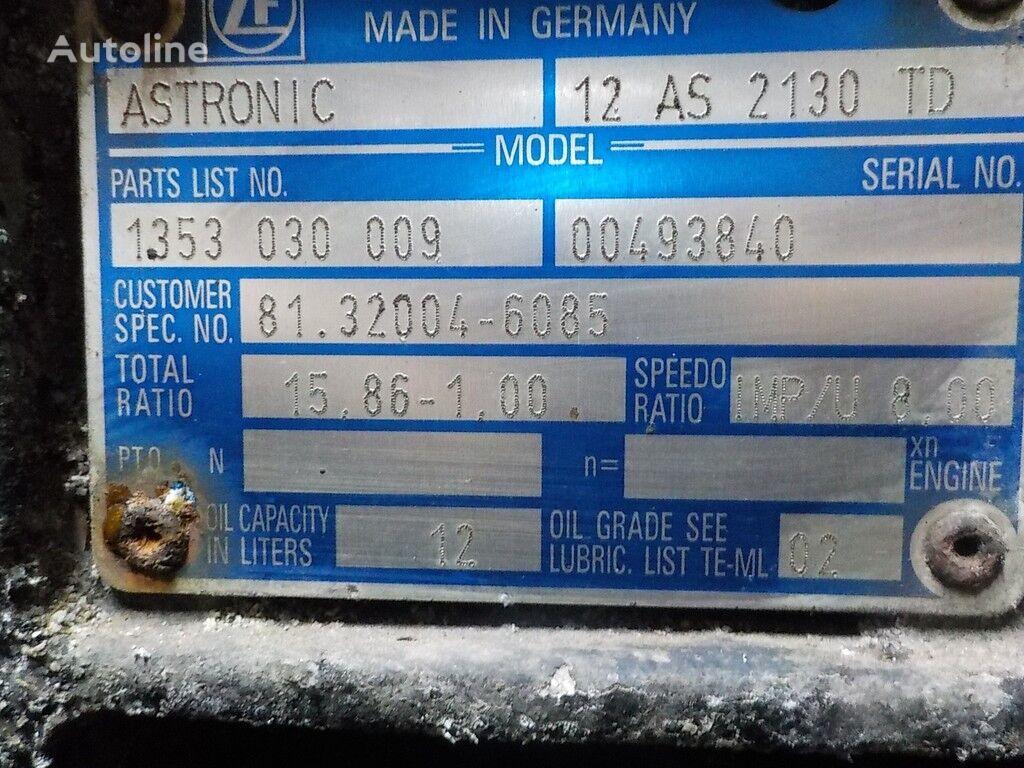скоростна кутия ZF 12AS2130TD за камион