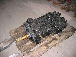 скоростна кутия ZF 16 S 150 für MAN за камион