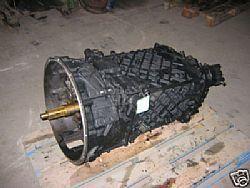 скоростна кутия ZF 16 S 151IT für MAN, DAF, Iveco, Renault