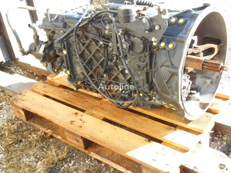 скоростна кутия ZF 16S2520 TO Für FZ übers. 13,80-0,84 Part List 1343 002 001 Custo за камион MAN Kipper-Mixer FZ SZM