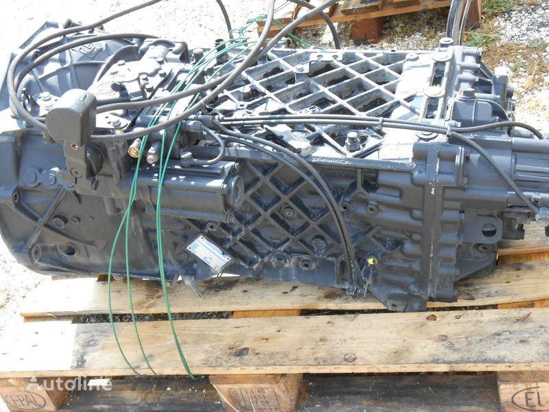 скоростна кутия ZF Part List No. 1343 001 016 Customer Spec. NR. 81.32004-6016 über за камион MAN TGX-TGA