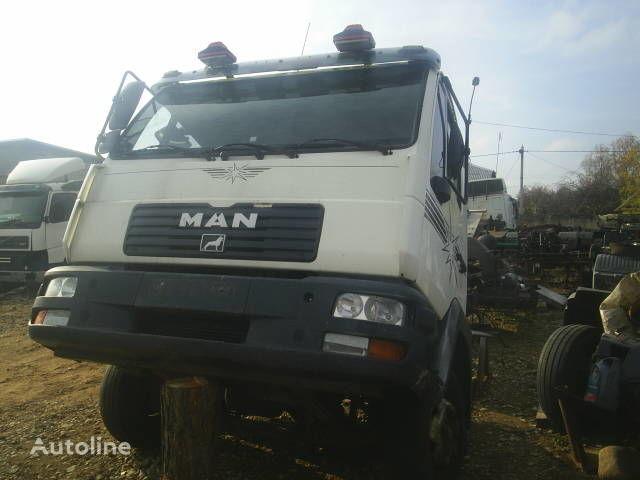 скоростна кутия ZF S6-36 за камион MAN 8.163