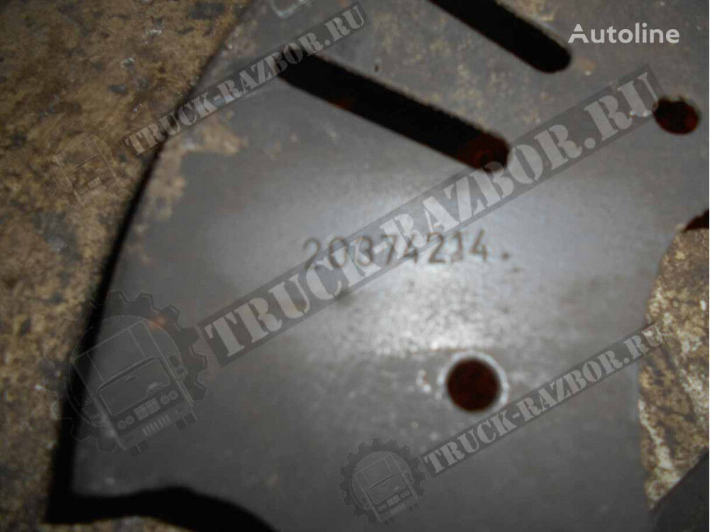 спирачен диск VOLVO пыльник тормозного диска за влекач VOLVO