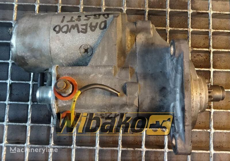 стартер  Starter Daewoo 112502 за друга строителна техника 112502