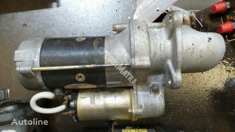 стартер FIAT-KOBELCO за грейдер FIAT-KOBELCO G110