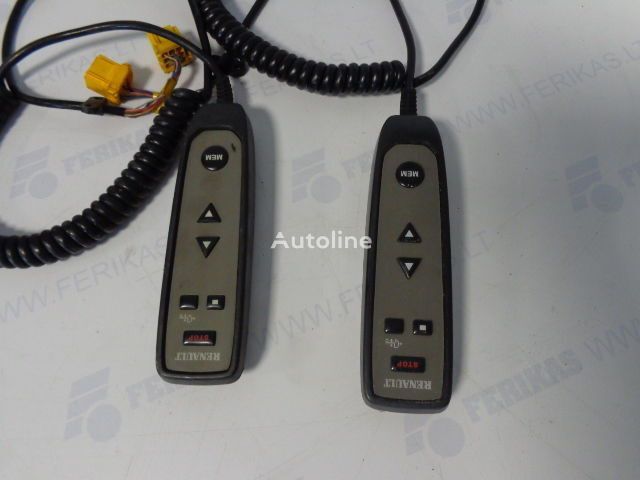 табло с уреди RENAULT Air suspention remote control units 7420756755,7420756755 за влекач RENAULT