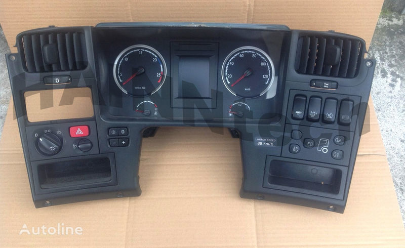 табло с уреди SCANIA DASHPANEL за камион SCANIA R Series