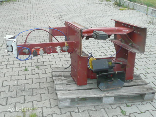 теглич  Automatik 50´ Bolzen за камион Rockinger Hunterflur