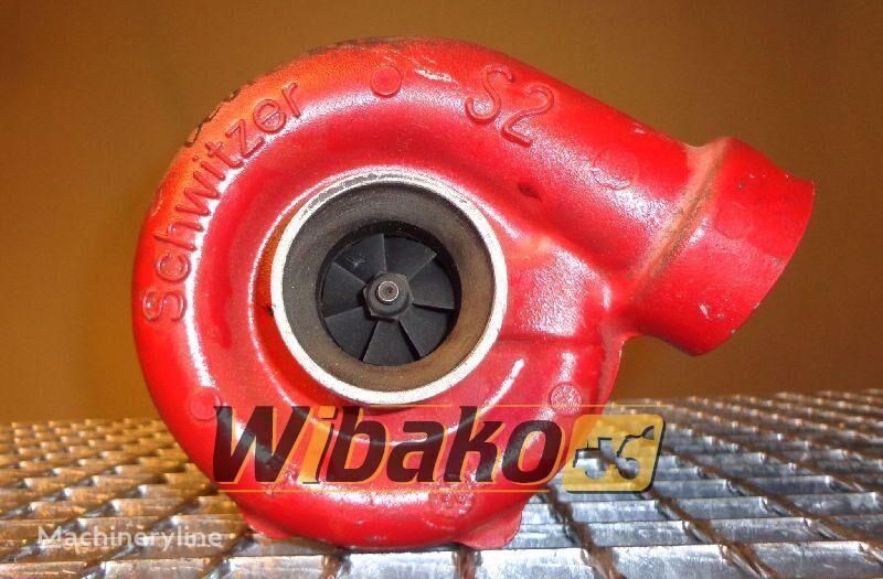 турбокомпресор  Turbocharger Schwitzer 52A1570 за друга строителна техника 52A1570 (180096-0914)