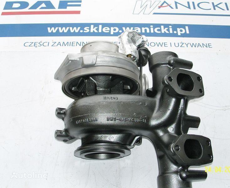 турбокомпресор DAF TURBO TURBINA,REGENEROWANA, Turbocharger, EURO 5, за влекач DAF  XF 105, CF 85
