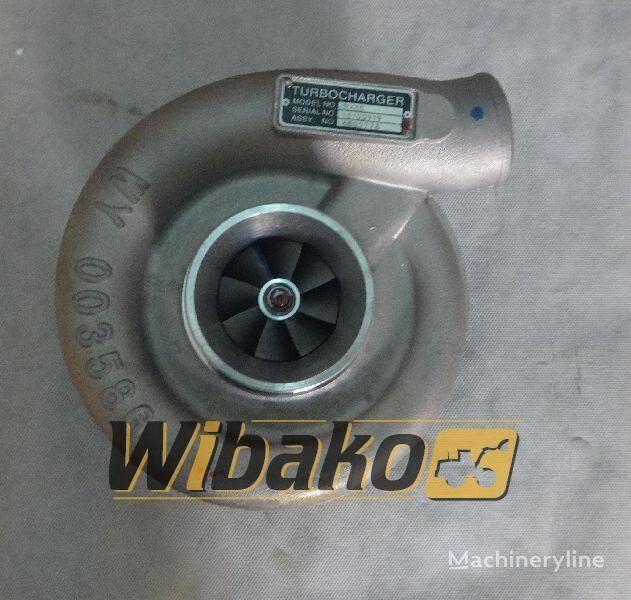 турбокомпресор  Turbocharger Cummins HX35 за багер HX35 (3522778)