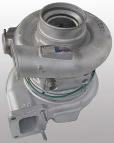 турбокомпресор  HOLSET HY55V-HE551V за камион IVECO F3BE0681/3681