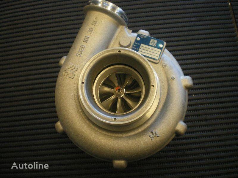 турбокомпресор MAN TURBINA TURBO за камион MAN D20