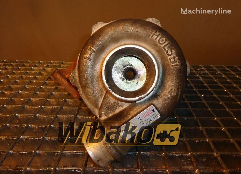 турбокомпресор Turbocharger Holset H1E за друга строителна техника H1E (H110983832)