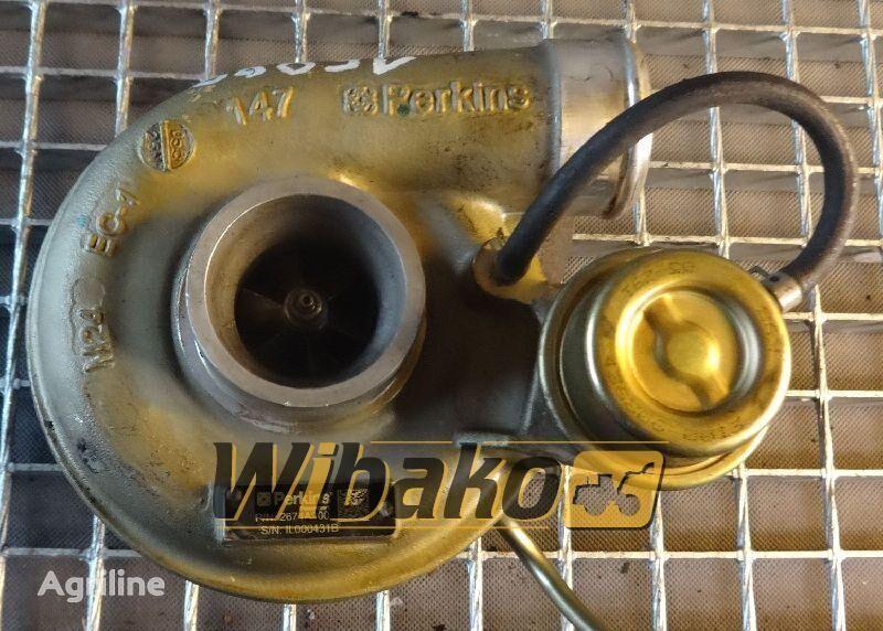 турбокомпресор Turbocharger Perkins M24 за комбайн M24 (2674A200)