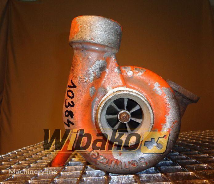 турбокомпресор Turbocharger Schwitzer 20I9400139 за друга строителна техника 20I9400139 (4204493KZ)