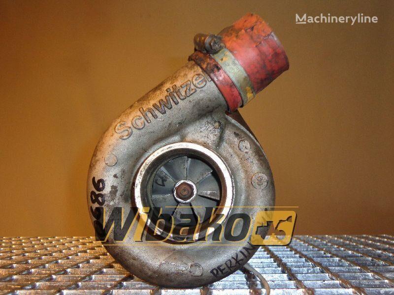 турбокомпресор Turbocharger Schwitzer 2674A154 за друга строителна техника 2674A154 (20H90-00260)