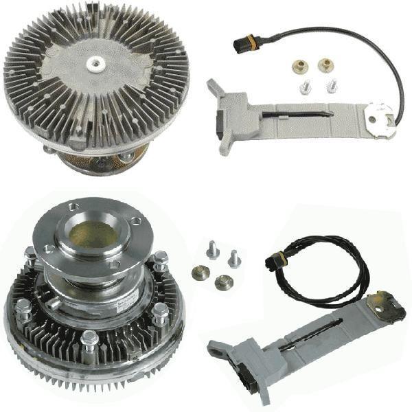 нов вентилатор за охлаждане  BEHR-HELLA 51066300076.51066300108.51066300115.8MV 376 758-471.7063401. за камион MAN TGA