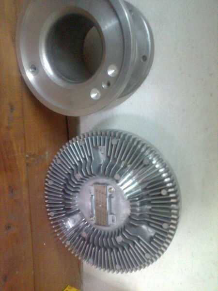 нов вентилатор за охлаждане  Diesel Technik МУФТА -переходник  4.633035410350214 за камион MERCEDES-BENZ actros