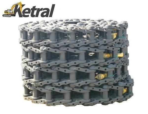 вериги  DCF track - ketten - łańcuch - chain за багер CASE CX210