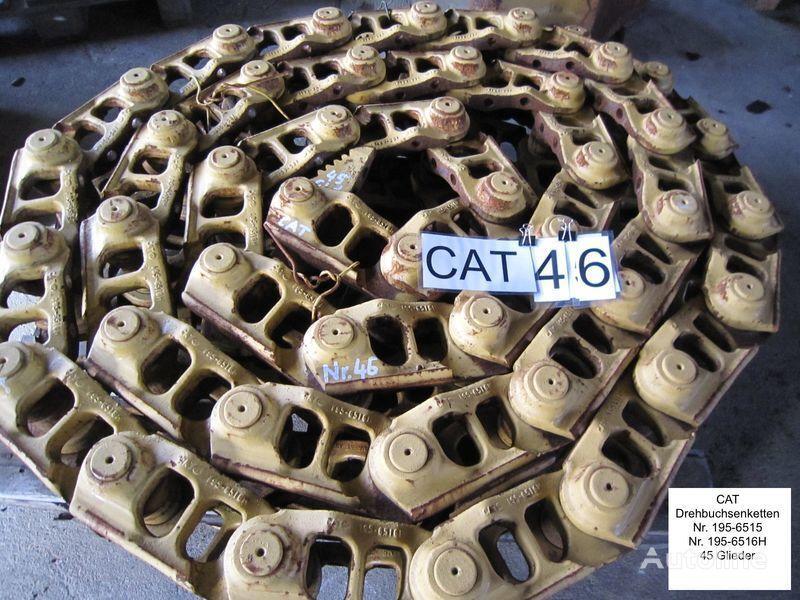 вериги CATERPILLAR Kette /( Drehbuchsen) und Bodenplatten за булдозер CATERPILLAR D6