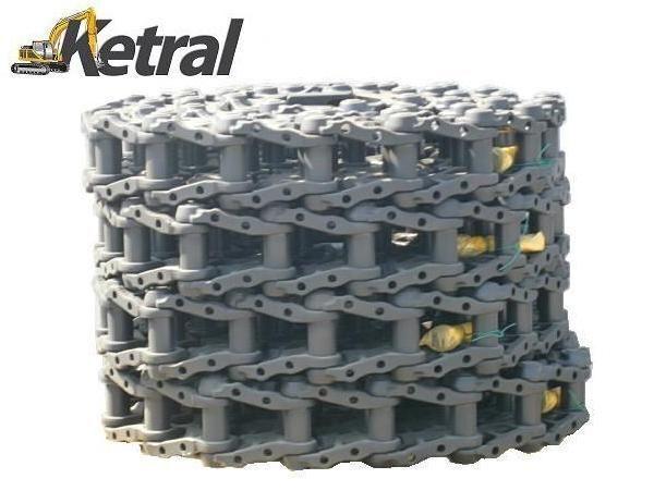 вериги DOOSAN track - chain - ketten - łańcuch DCF за багер DOOSAN DX225