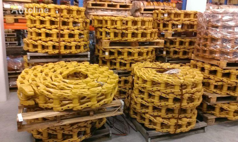 нов вериги  JCB ролики , цепь, направляющие колеса за багер JCB 130,160,180,220,240,260,290,330