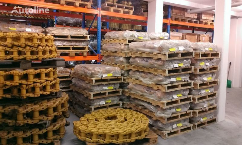 нов вериги KOMATSU ролики , цепь, направляющие колеса за багер KOMATSU 160,180,210,240,260,290,340