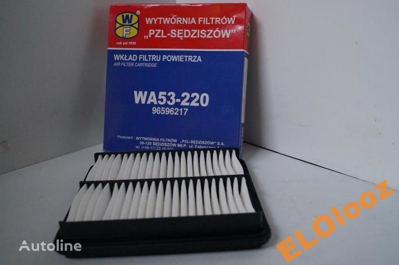 въздушен филтър за камион SĘDZISZÓW WA53-220 AP082/1 LANOS