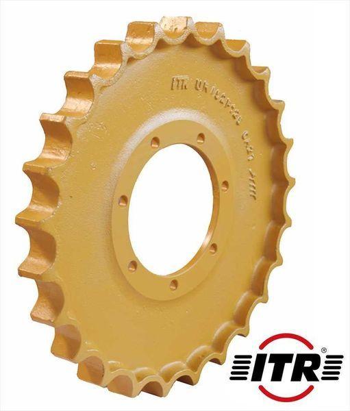 ново зъбно колело за строителна техника CASE 1188