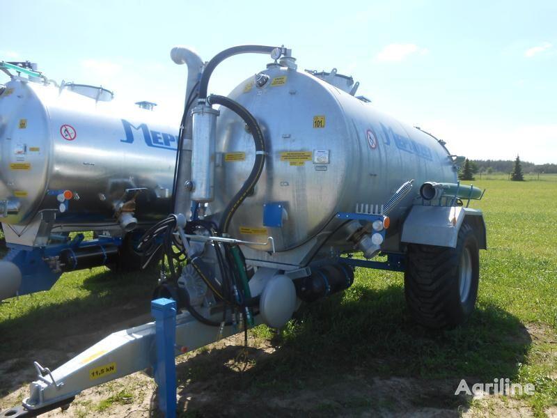 нов цистерна за течен тор MEPROZET Güllefässer/ Slurry tank/ Beczkowóz T-528/5 (PN60/3)