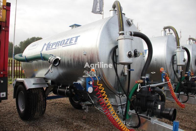 нов цистерна за течен тор MEPROZET Güllefässer/ Slurry tanker/ Wóz asenizacyjny 5000 l