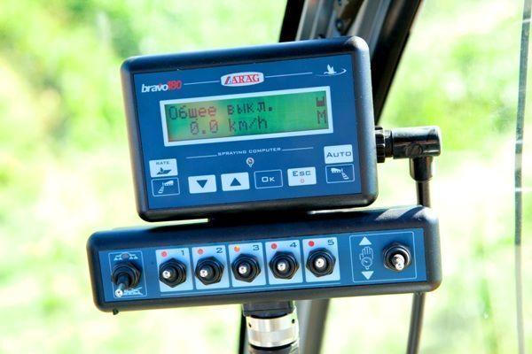 нов друга селскостопанска техника Bravo-180