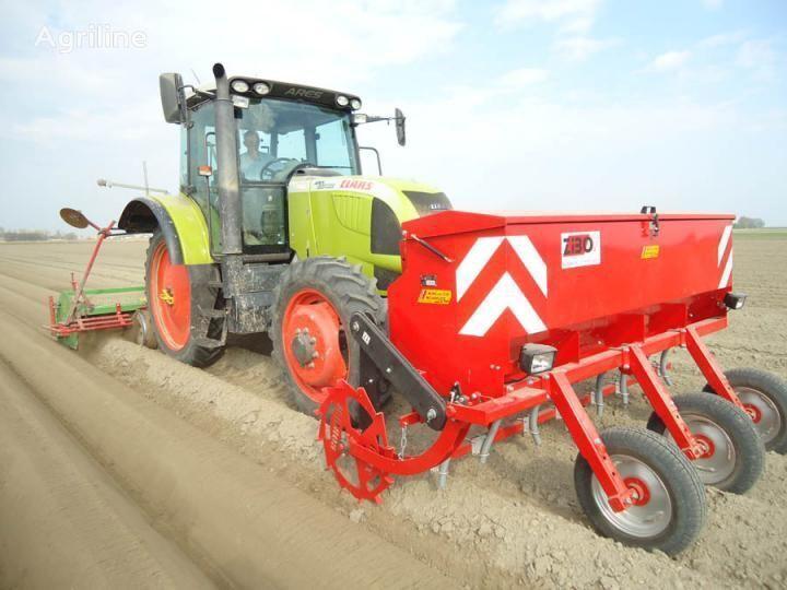 нов картофосадачка  Устройство для внесения удобрений непосредственно в гребень