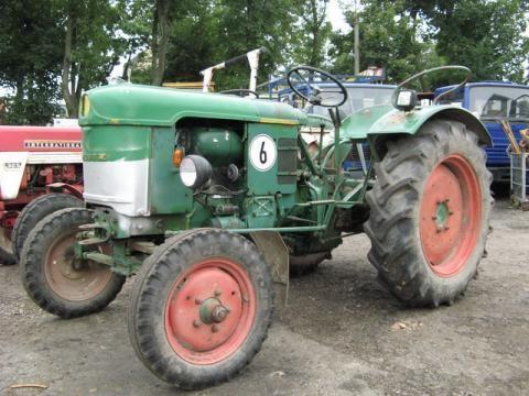 колесен трактор DEUTZ-FAHR D 25 S-N