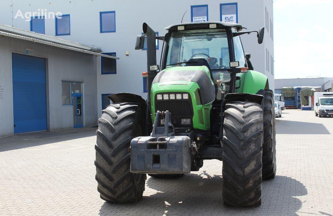 колесен трактор DEUTZ-FAHR agrotron x720