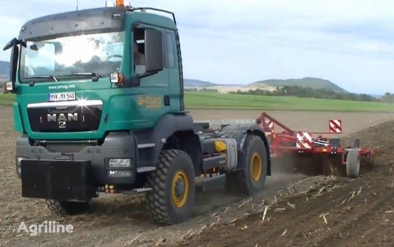 колесен трактор FENDT man-trac.ru