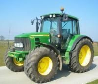 колесен трактор JOHN DEERE 6430