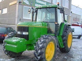 колесен трактор JOHN DEERE 6600