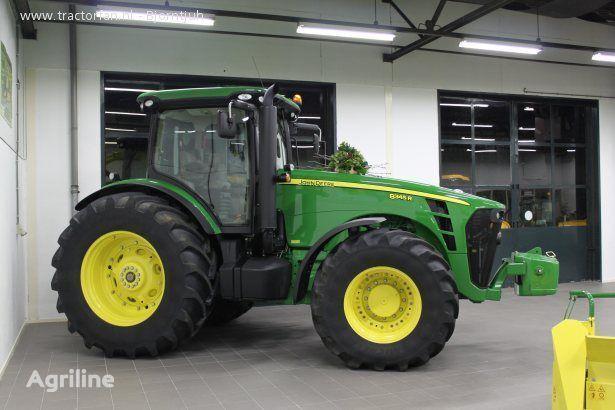 нов колесен трактор JOHN DEERE 8320R
