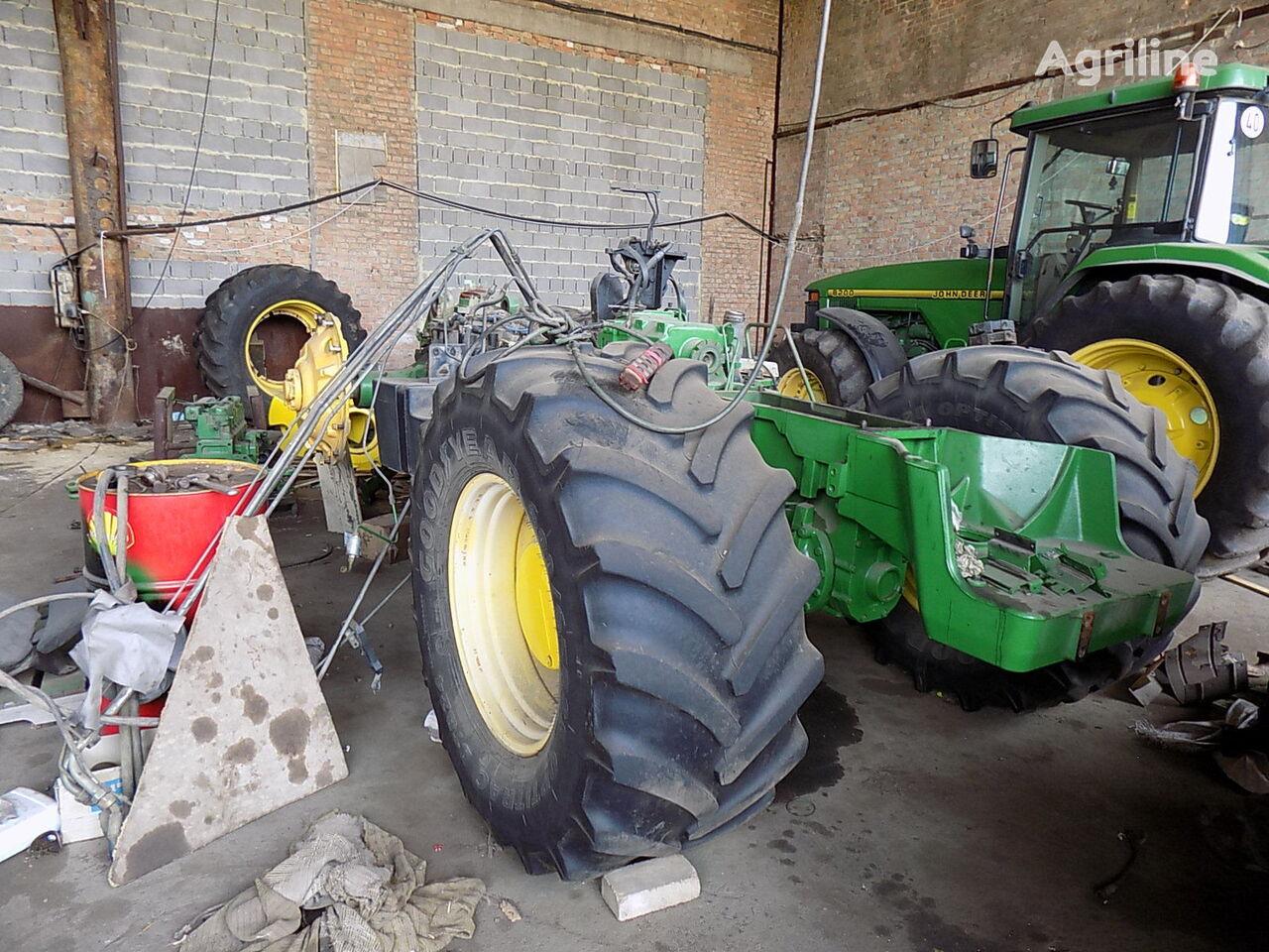 колесен трактор JOHN DEERE 8400 8300 по запчастям на разборке