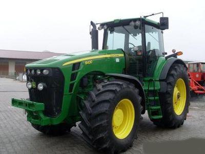 колесен трактор JOHN DEERE 8430
