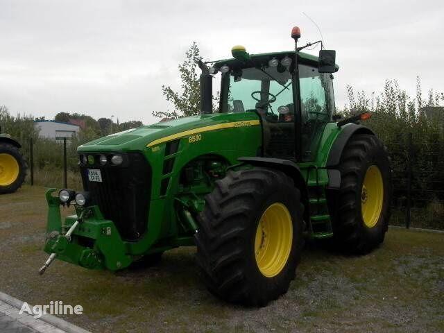 колесен трактор JOHN DEERE 8530
