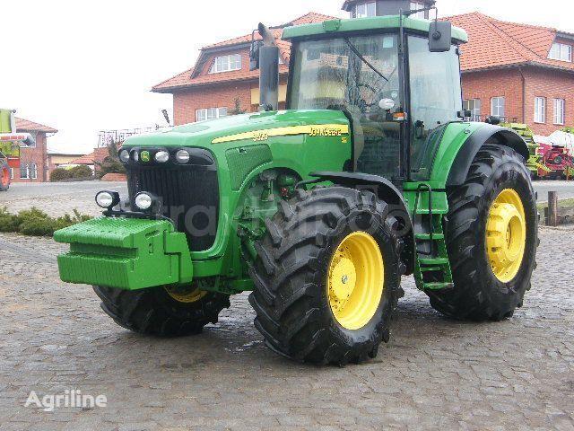 колесен трактор JOHN DEERE 9520