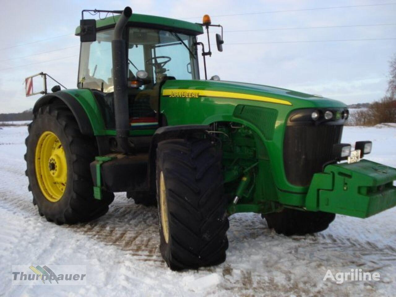 колесен трактор JOHN DEERE Kabine 8020 Serie